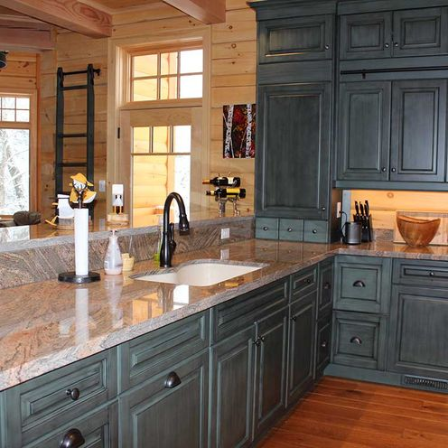 gray kitchen 1